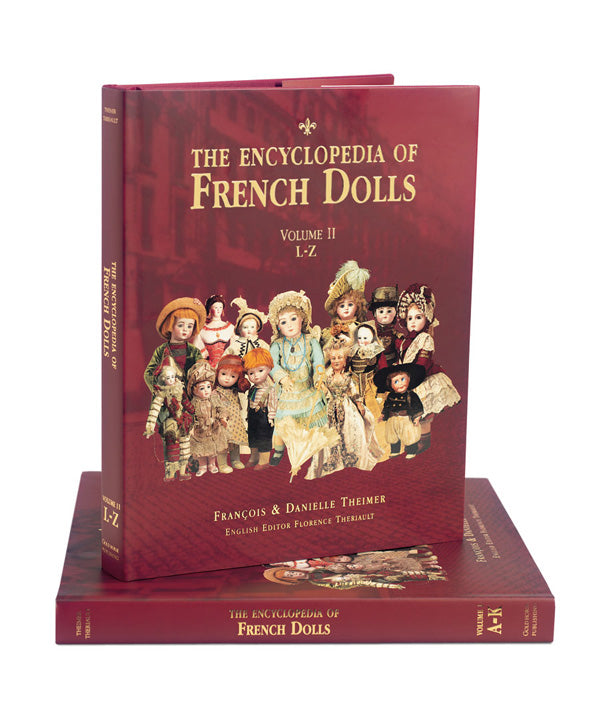 The French Encyclopedia Two Volume Set