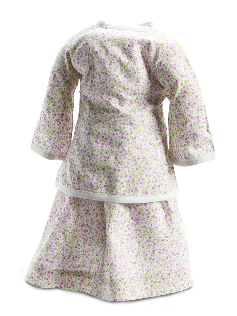 Fashion Jacket & Skirt for Antique Doll