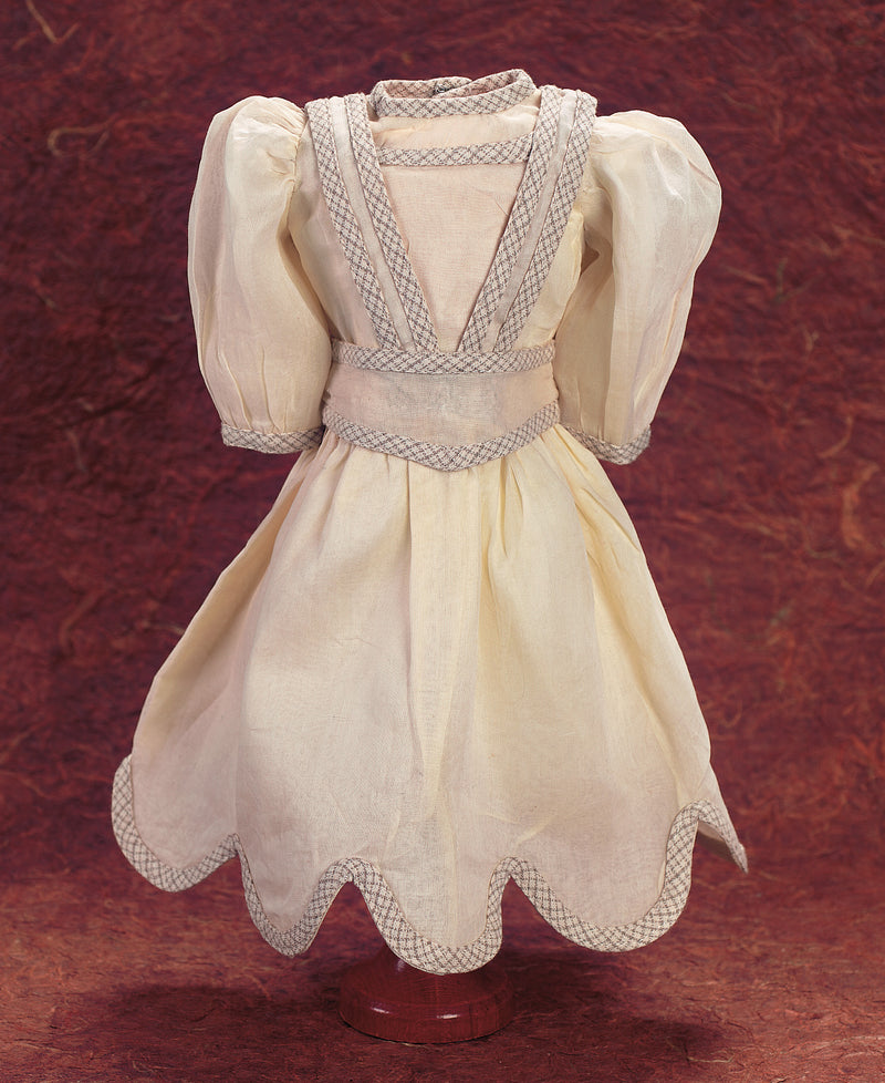 Buttercup Voile Summer Dress & Bloomers