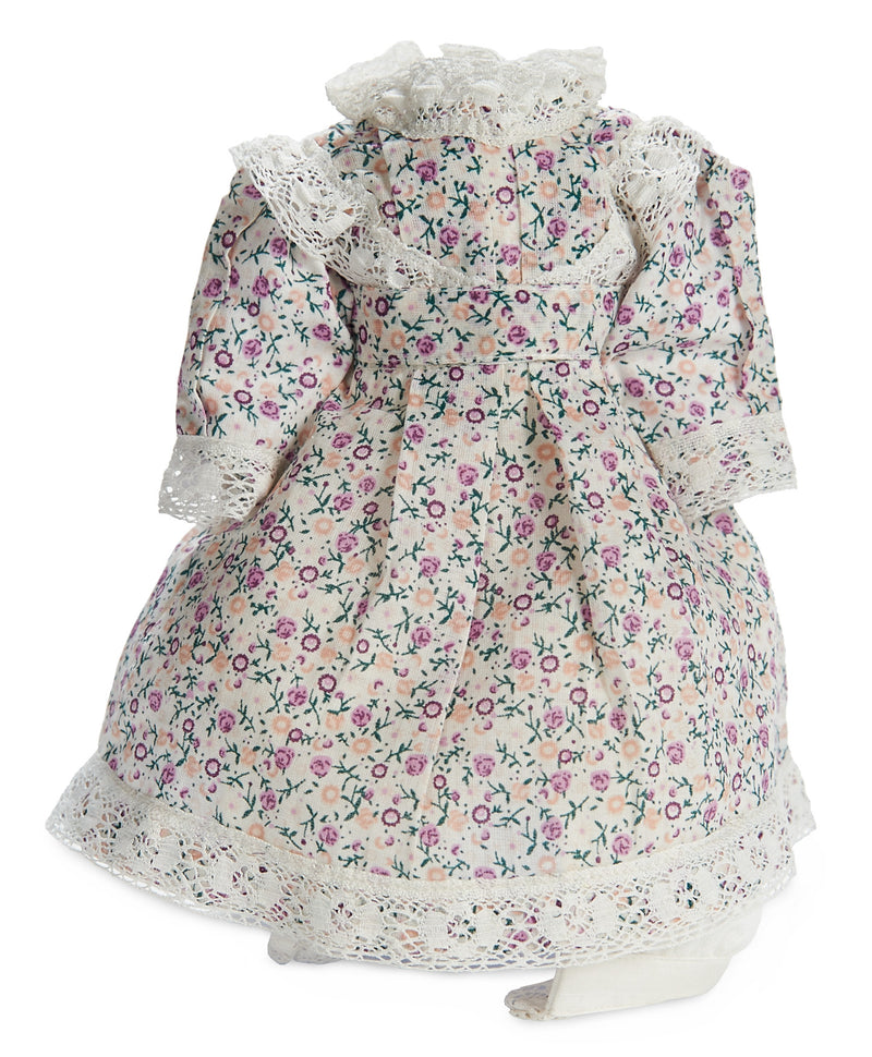 Floral Dress With Bloomers And Slip
