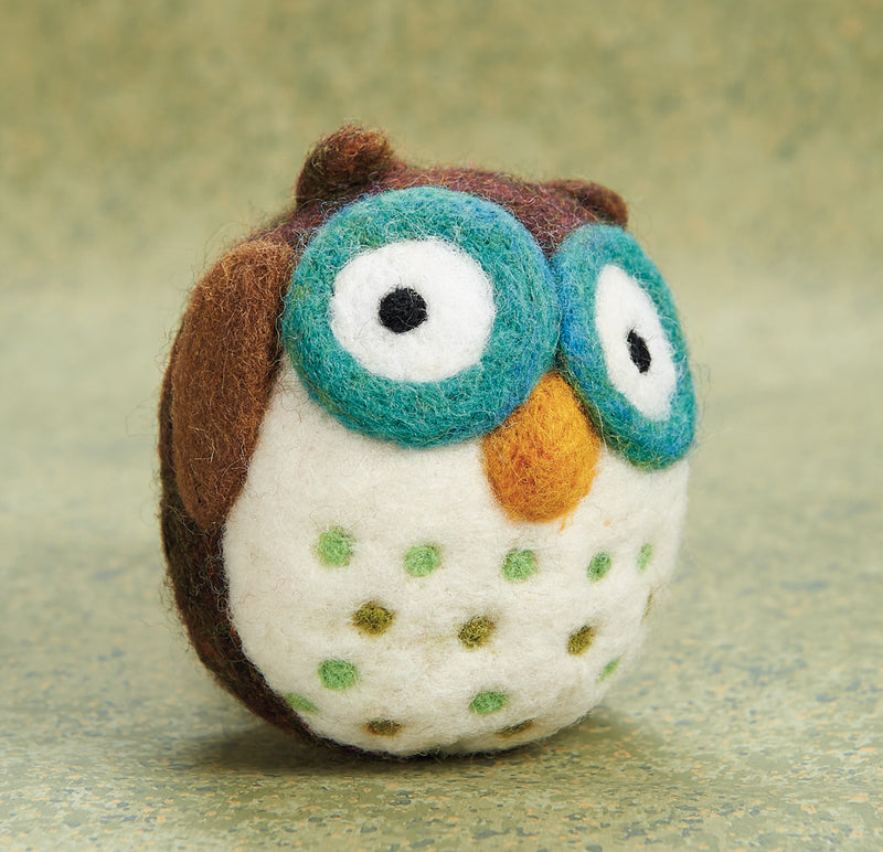 Owl Wool Buddy