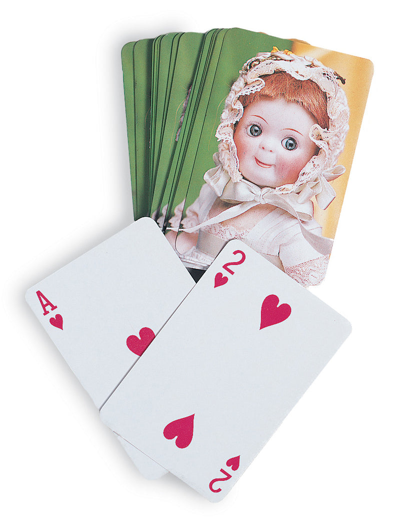 Googly Doll Themed Playing Cards