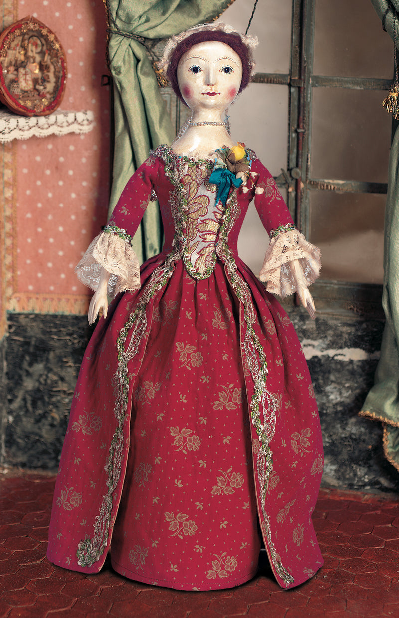 Marquise Isabelle De Merteuil by Peter Wolf