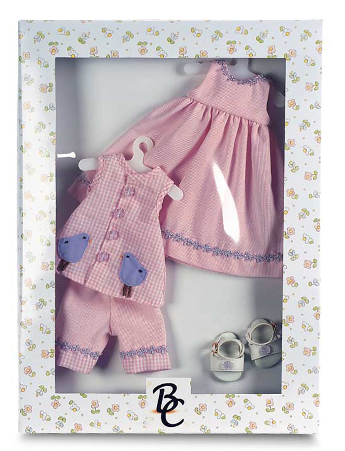 "Play Suit In Pink For 10"" Inch Berdine Creedy Doll"