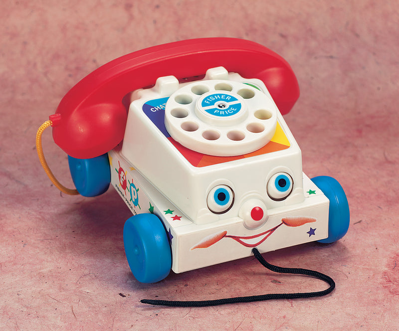 Chatter Telephone by Fisher Price