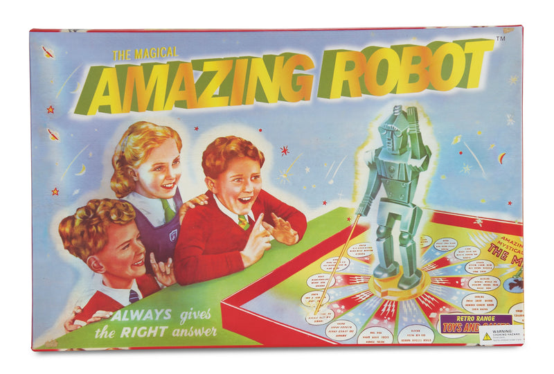 The Amazing Robot Game