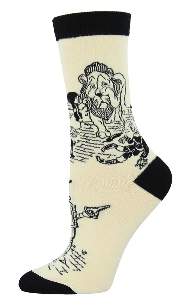 Wizard of Oz Bamboo Women's Socks