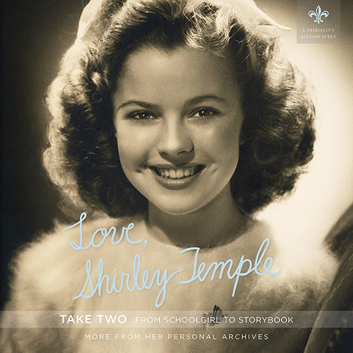 Love, Shirley Temple: Take Two - From Schoolgirl to Storybook