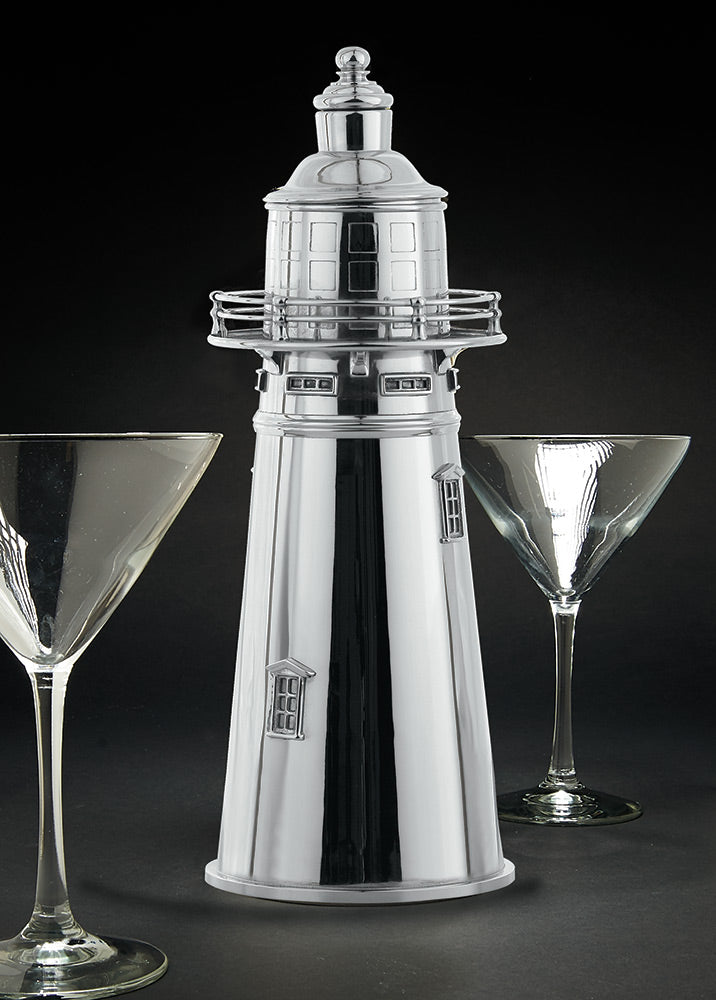Lighthouse Cocktail Shaker