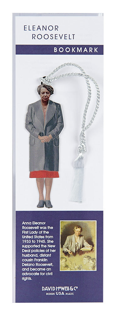Eleanor Roosevelt Bookmark