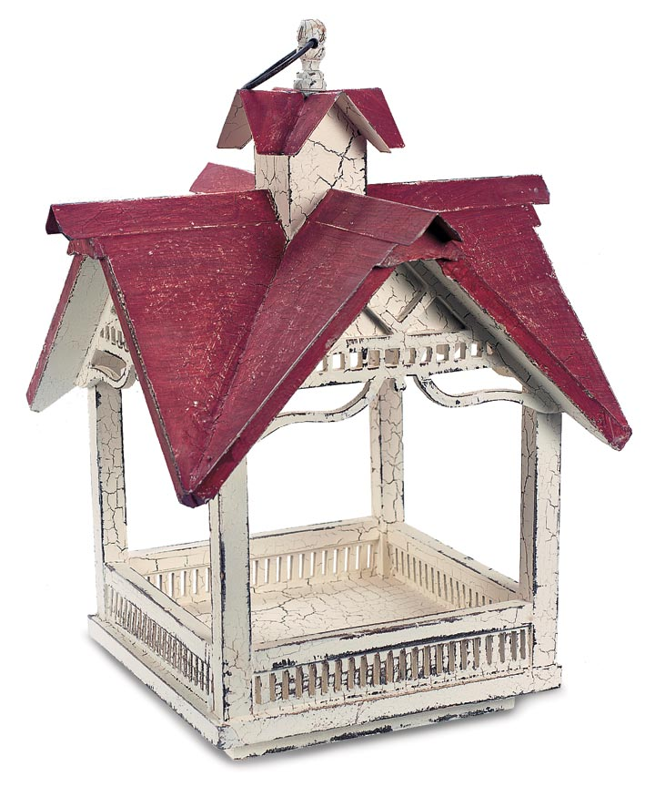 The Birdhouse Gazebo