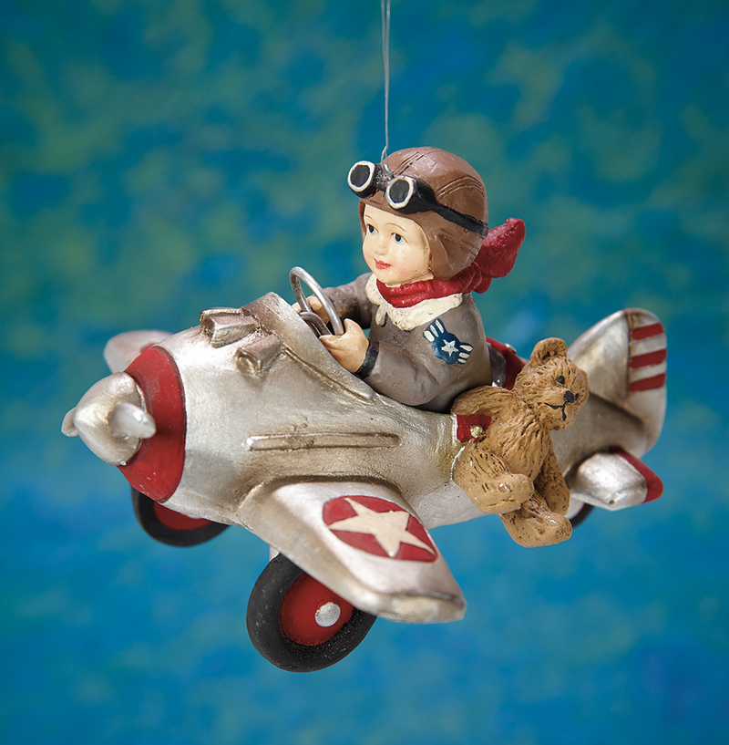 Daredevil Pilot Ornament