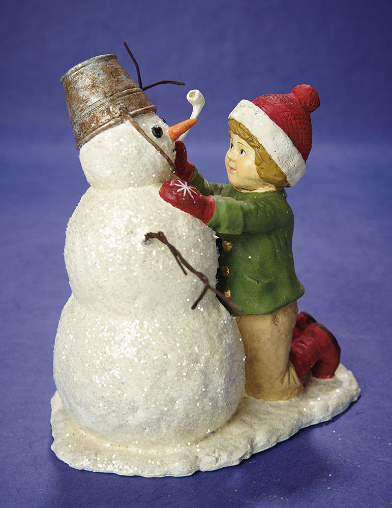 A Pipe for Snowman