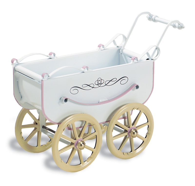 Pink Tinplate Carriage