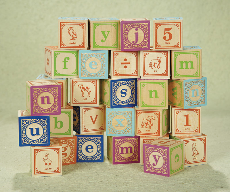 lowercase Letter Blocks