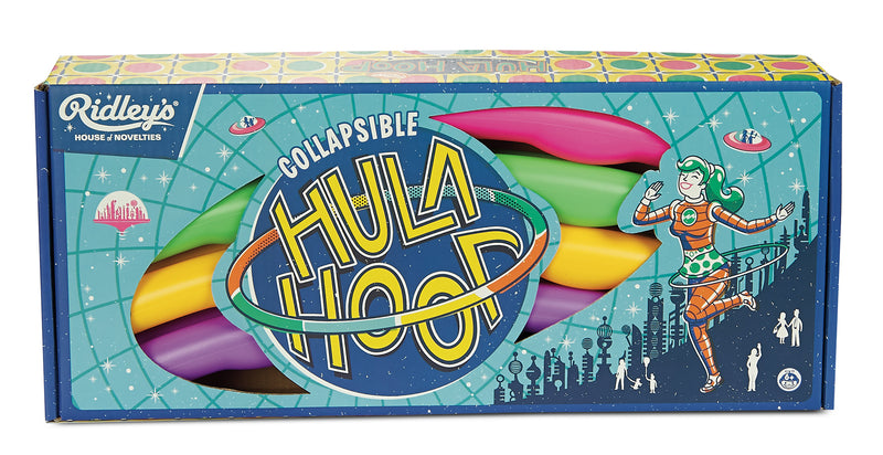 COLLAPSIBLE HULA HOOP