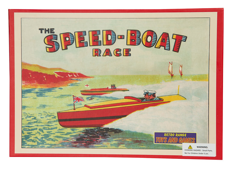 The Speed-Boat Race
