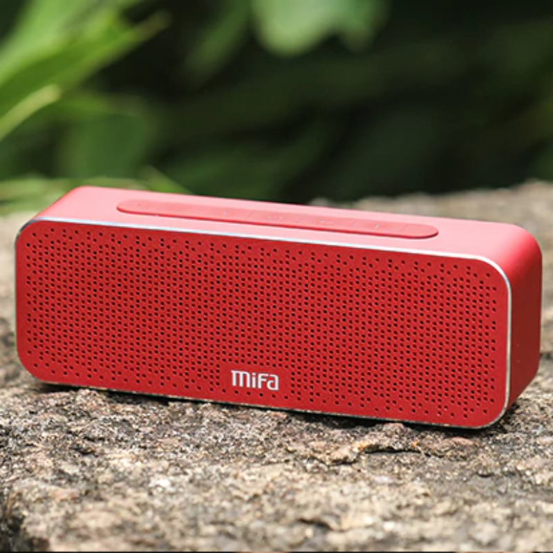 MIFA A20 Red Portable Speaker - Best Tech & Toys