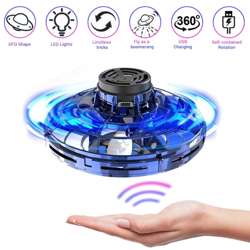 KING Flying Spinner - Best Tech & Toys