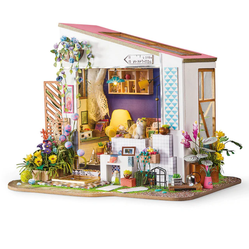 RT Miniature Dollhouse - Best Tech & Toys