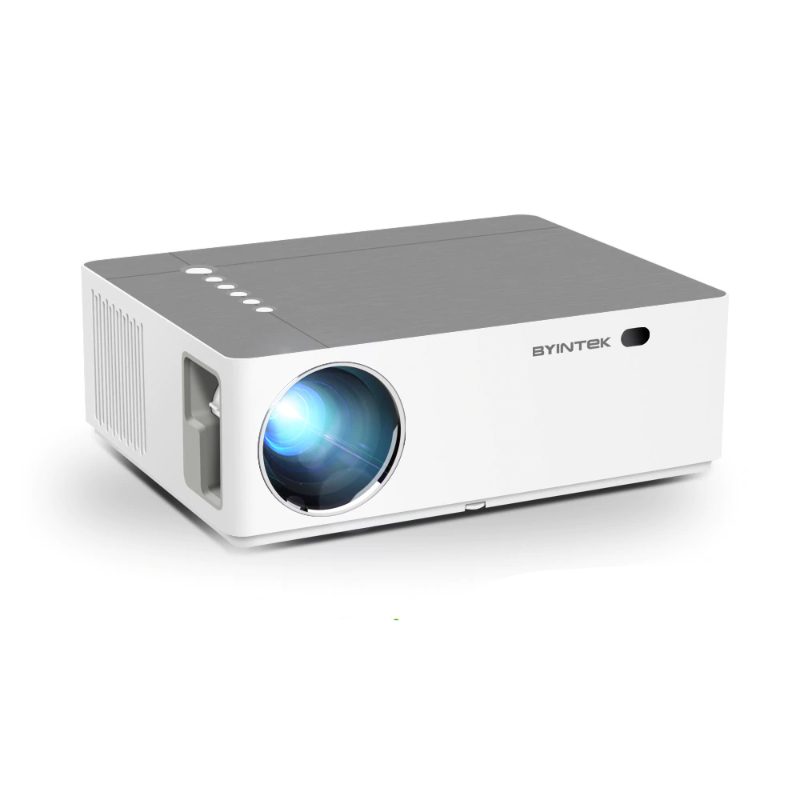 BYINTEK 1080p 500 ANSI Lumens Portable HD Projector - Best Tech & Toys