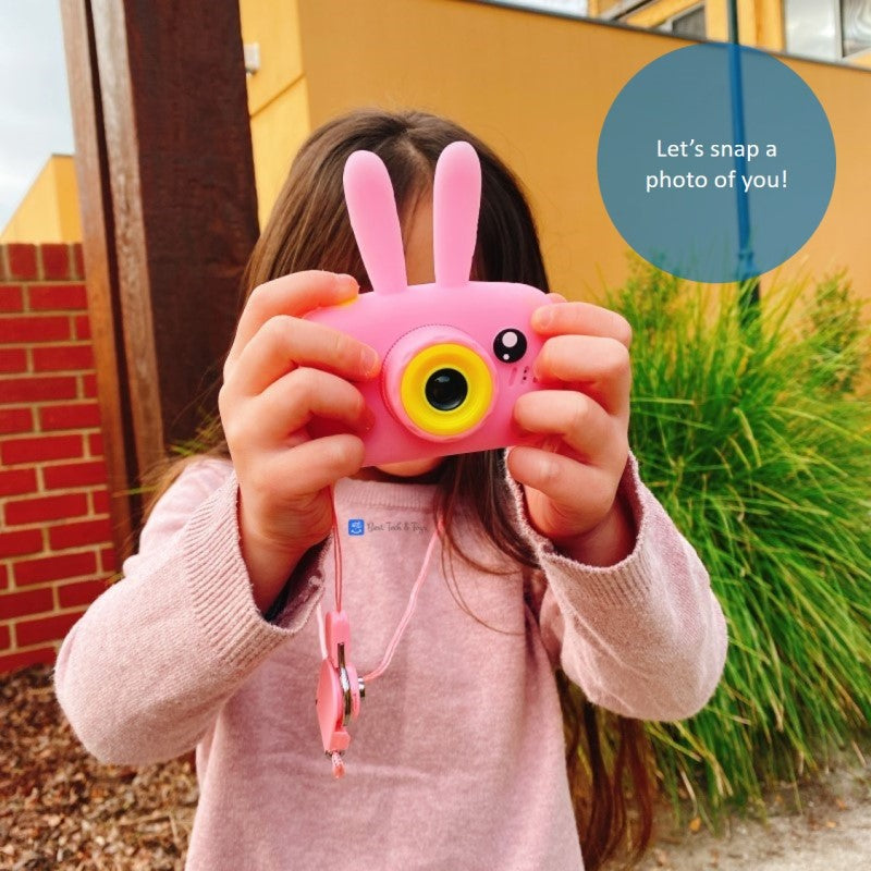LITTLIES Kids Mini Smart Camera - Best Tech & Toys