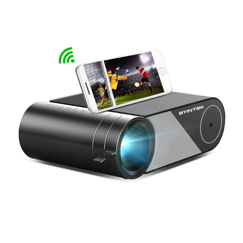 BYINTEK 720p 250 ANSI Lumens Portable HD Projector - Best Tech & Toys