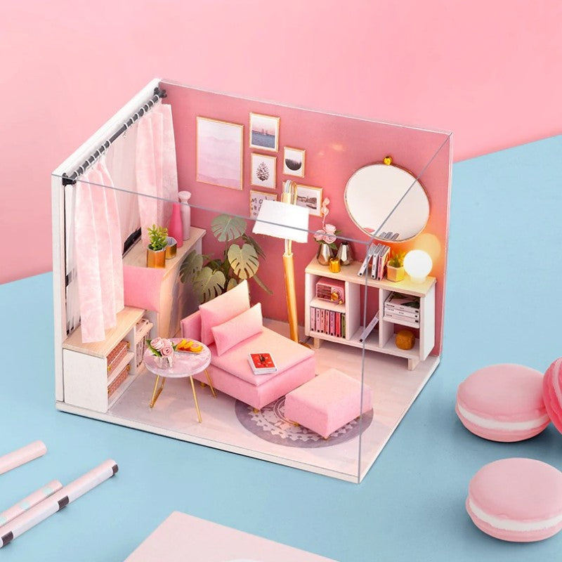 ADLEY Miniature 3D Doll House - Best Tech & Toys