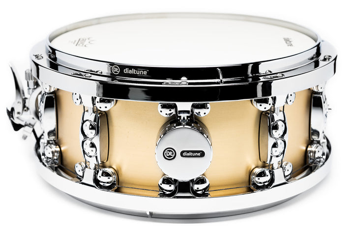 6.5x14 Savage Bell Bronze