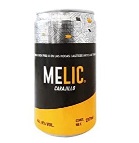 Melic Carajillo de Cafe de 237ml. - Super Boomerang