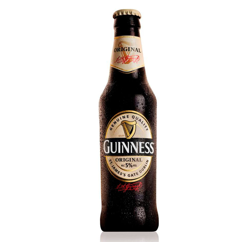 Cerveza Guinness Original de 355ml.