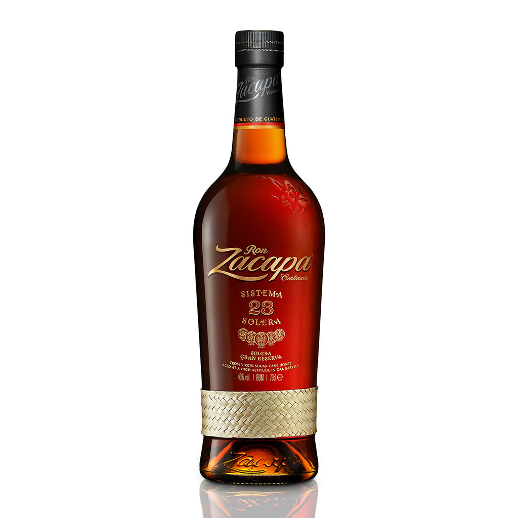 Ron Zacapa 23 de 750ml. - Super Boomerang