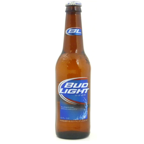 Cerveza Budlight  Botella - Super Boomerang