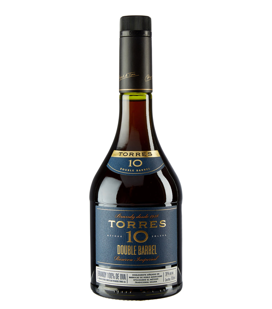 Brandy Torres 10 Double Barrel de 700ml. - Super Boomerang