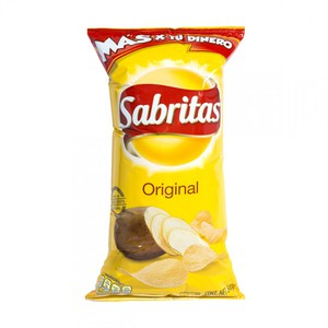 Papas Sabritas Familiar de 340gr. - Super Boomerang