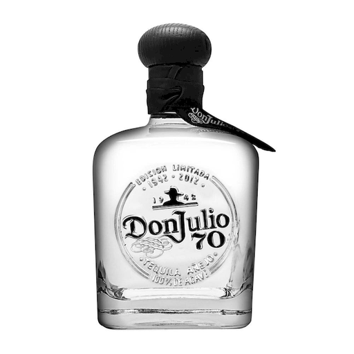 Tequila Don Julio Añejo 70 Aniv. de 750ml. - Super Boomerang