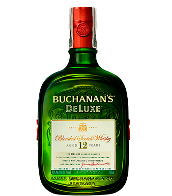 Whisky Buchanan's 12 Años de 700ml. - Super Boomerang