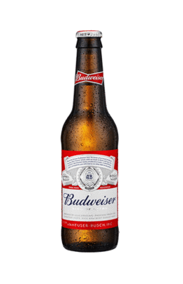 Cerveza Budweiser Select de 355ml. - Super Boomerang