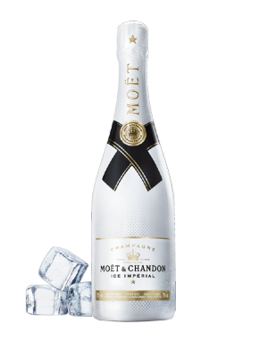 Champagne Moet Ice Imperial de 750ml. - Super Boomerang