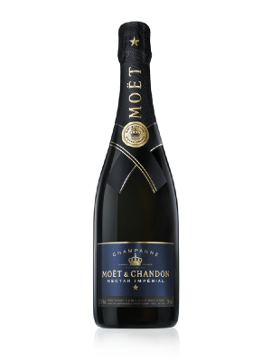 Champagne Moet Nectar Imperial de 750ml. - Super Boomerang