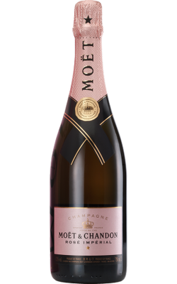 Champagne Moet Rose Imperial de 750ml. - Super Boomerang