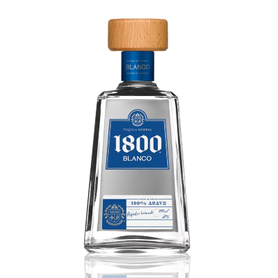 Tequila 1800 Blanco de 700ml. - Super Boomerang