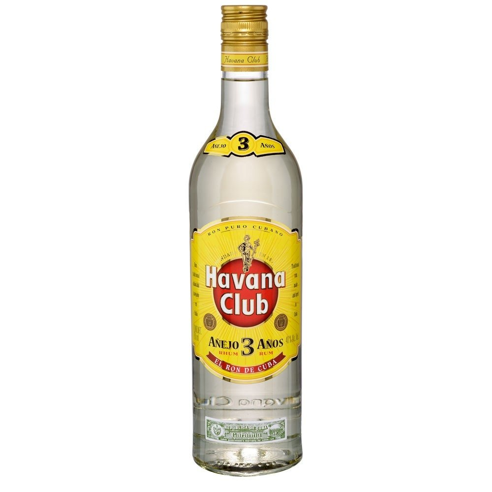 Ron Havana Club 3 Años de 750ml. - Super Boomerang
