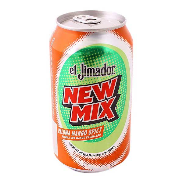 New Mix Paloma Mango Spicy
