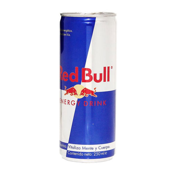 Red Bull de 250ml. - Super Boomerang
