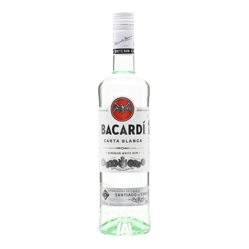 Ron Bacardi Blanco de 750ml. - Super Boomerang