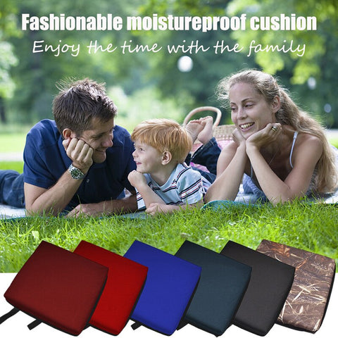 Simple Portable Camping Cushion Outdoor cold-proof And moisture-proof Seat Stadium single-layer Cushion Strong wear-resistant