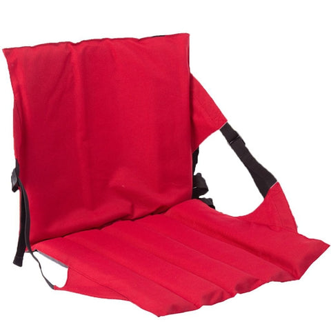 Portable Lightweight Moistureproof Outdoor Picnic Mat Camping Beach Foldable Folding Stadium Soft Padded Seat Cushion