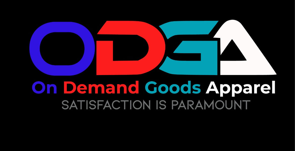 On Demand Goods Apparel