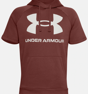 Under Armour Men's Logo Short Sleeve Hoodie